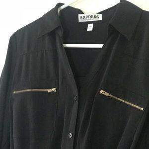express portfolio dress